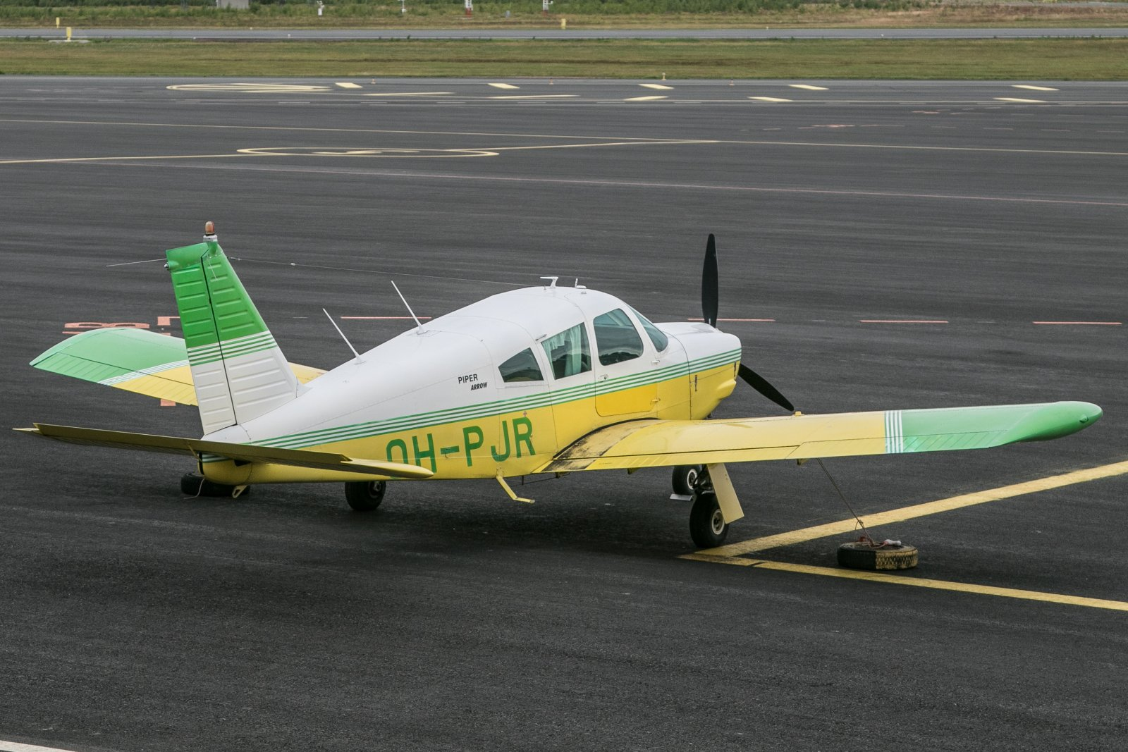 OH-PJR, Piper 28R-200 Cherokee Arrow