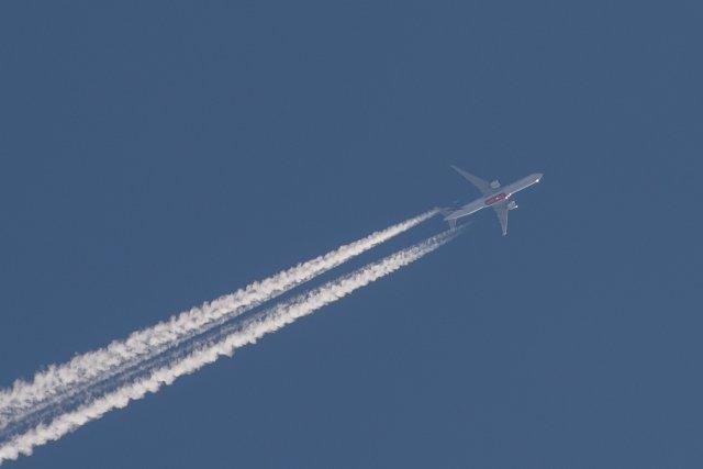 A6-EPW. Emirates Boeing 777-31H(ER) Dubai-Seattle