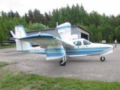 Lake LA-4-200 Buccaneer N8006E EFHN 2014-06-07
