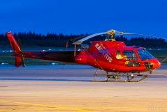 SE-JNX Eurocopter AS 350 B3 Ecureuil 18.09.2017
