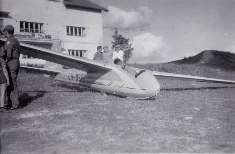 SZD-22C Mucha Standard OH-MSE  Jämillä vuonna 1962 – kopio.jpg