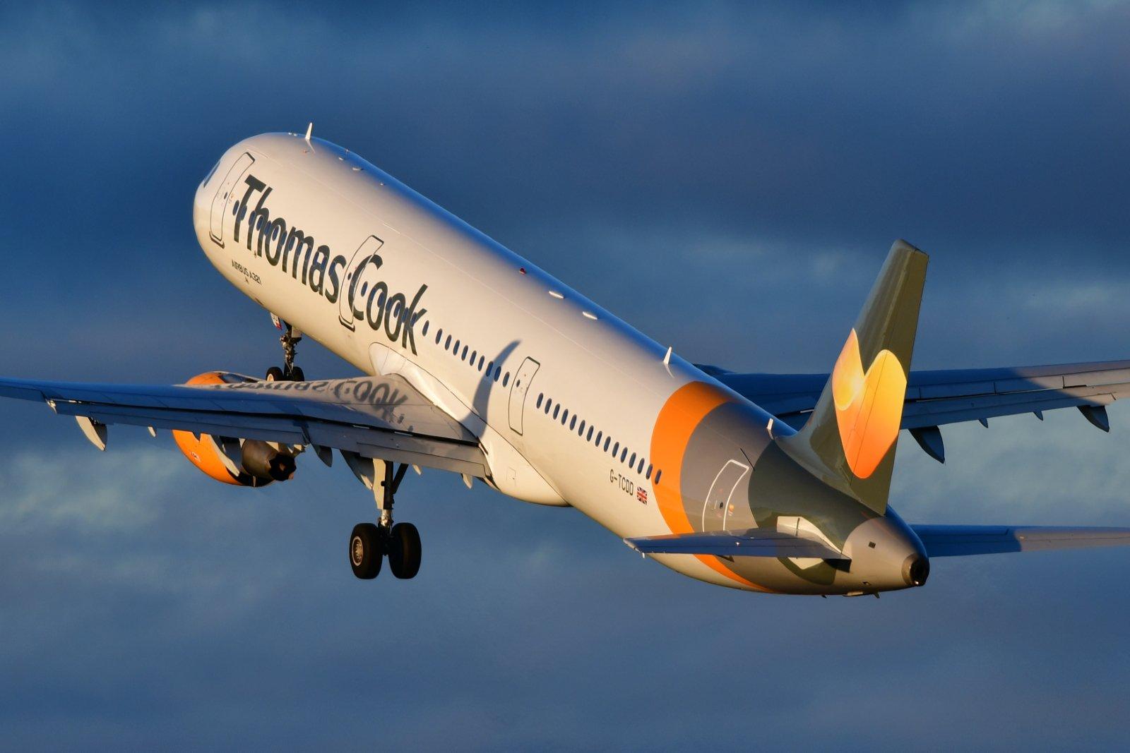 G-TCDD poistuu Las Palmasiin