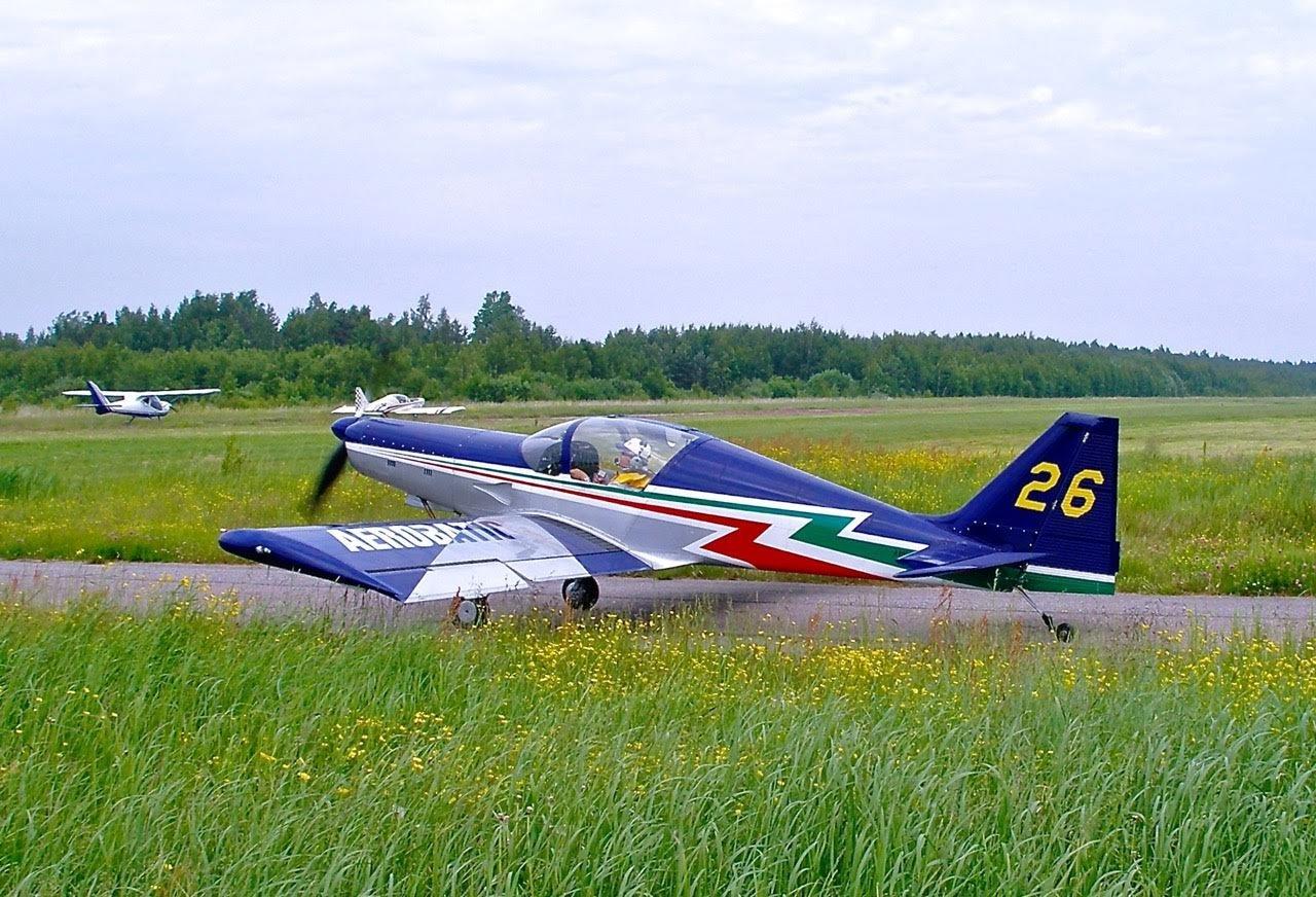 MB Avio C-26 I-7807 EFHN 2006-07-22