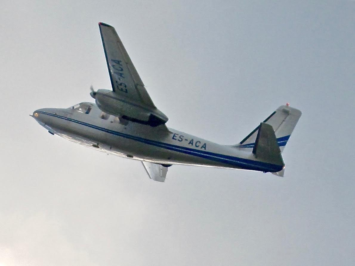 Aero Commander 500 ES-ACA EFHN 2011-07-16