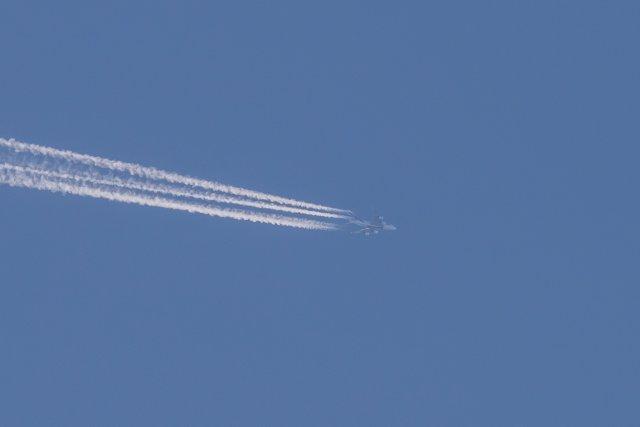 A6-EON. Emirates Airbus 380-861,Dubai-San Francisco