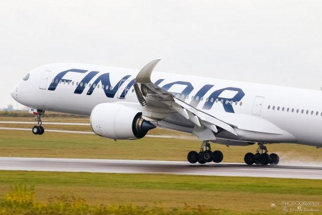 OH-LWK Finnair A350-9XWB, 12.10.2017
