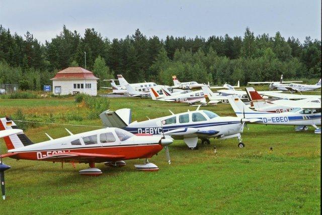 Scandinavian IFFR Fly-In EFHN 1992-08-15(?)