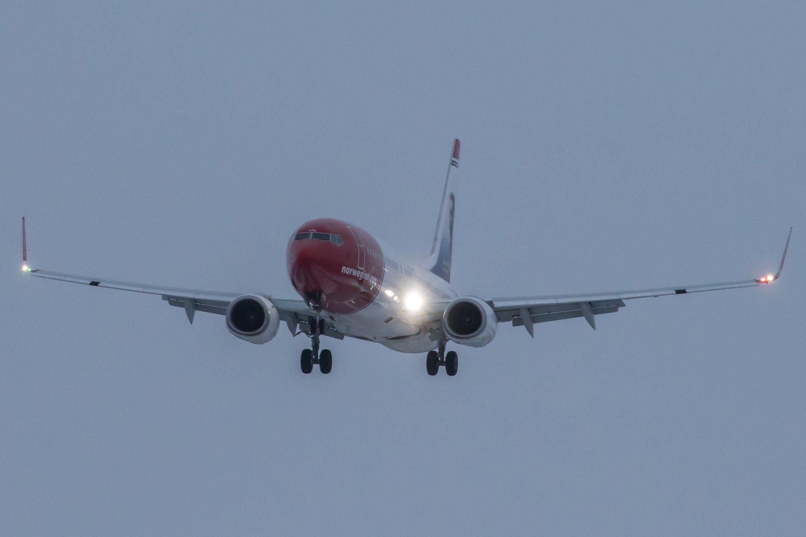 EI-FVS. Boeing 737-800