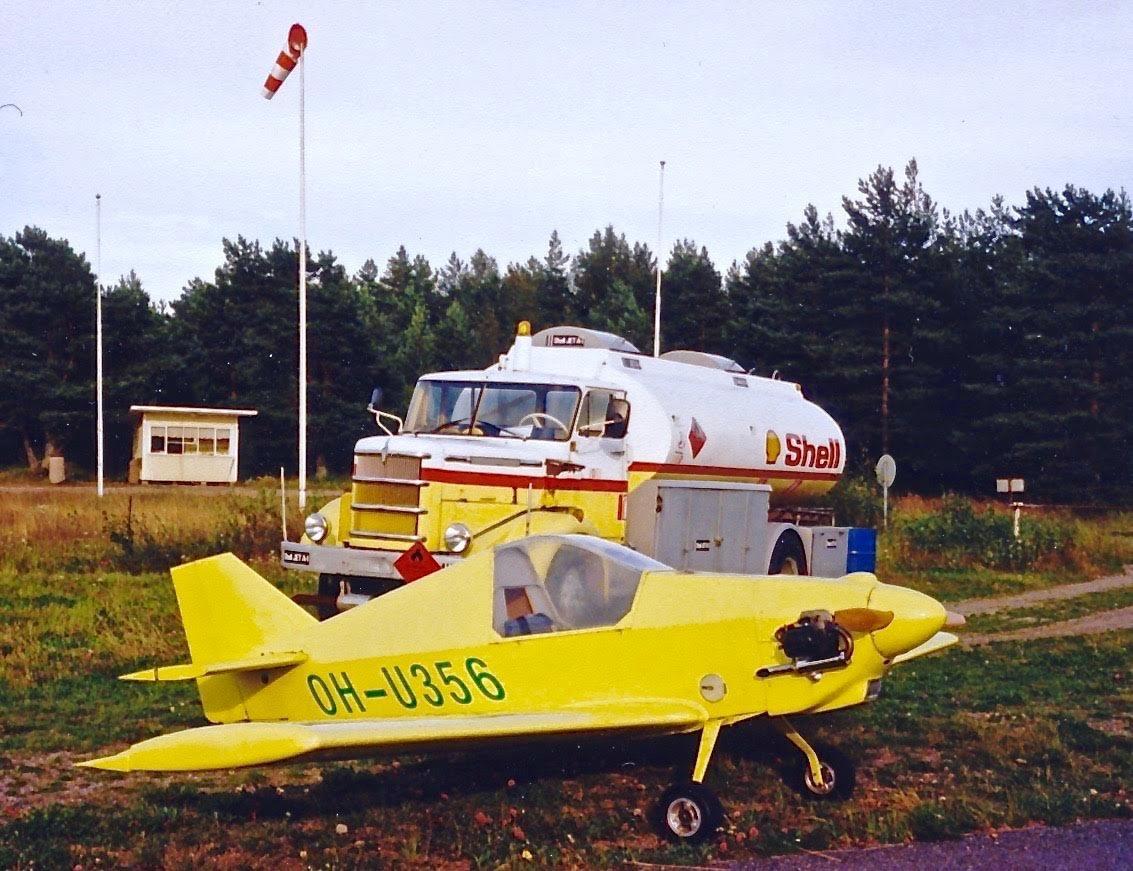 PIK-26 Mini-Sytky OH-U356 EFHN 1998-08-03