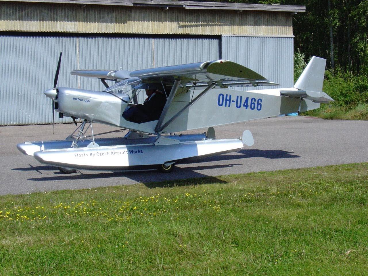 CZAW CH701 SP STOL OH-U466 EFHN 2004-06-26