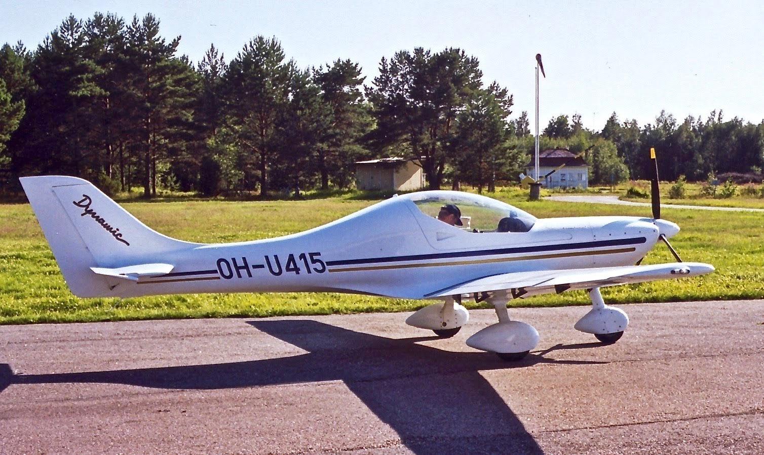 Aerospool WT-9 Dynamic OH U-415 EFHN 2002