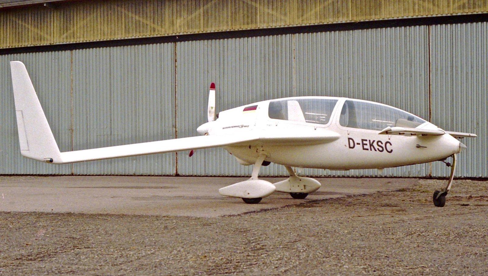 Gyroflug SC 01B-116 Speed Canard D-EKSC EFHN 1987