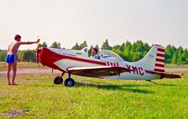 PIK-11 Tumppu OH-YMC EFHN 1993-06-05