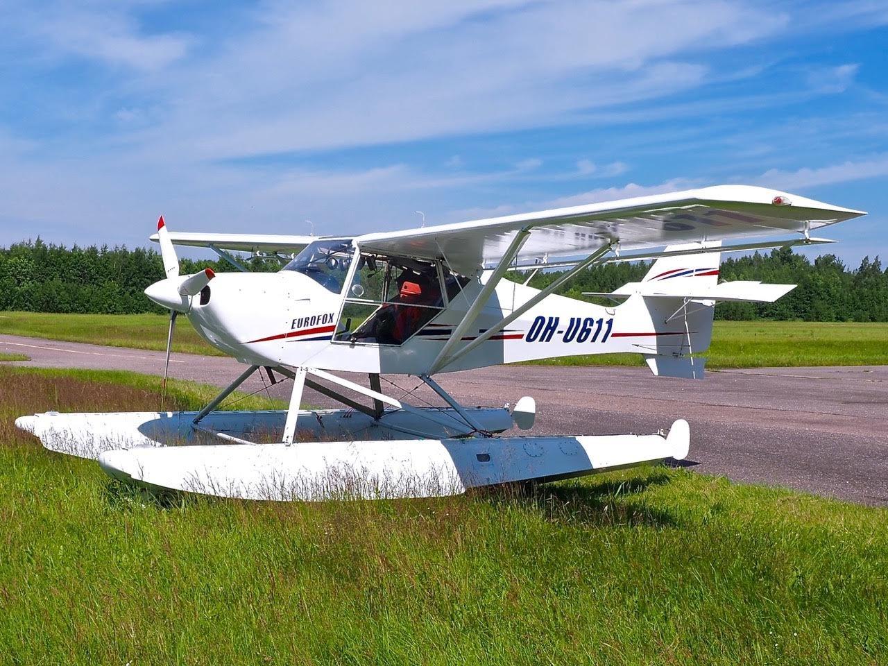 Aeropro Eurofox 3K OH-U611 EFHN 2016-07-02