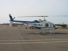 Bell 206B JetRanger II OH-HLP EFHF 2003-04-27