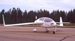 Gyroflug SC-01B Speed Canard OH-SPA EFHA 1988