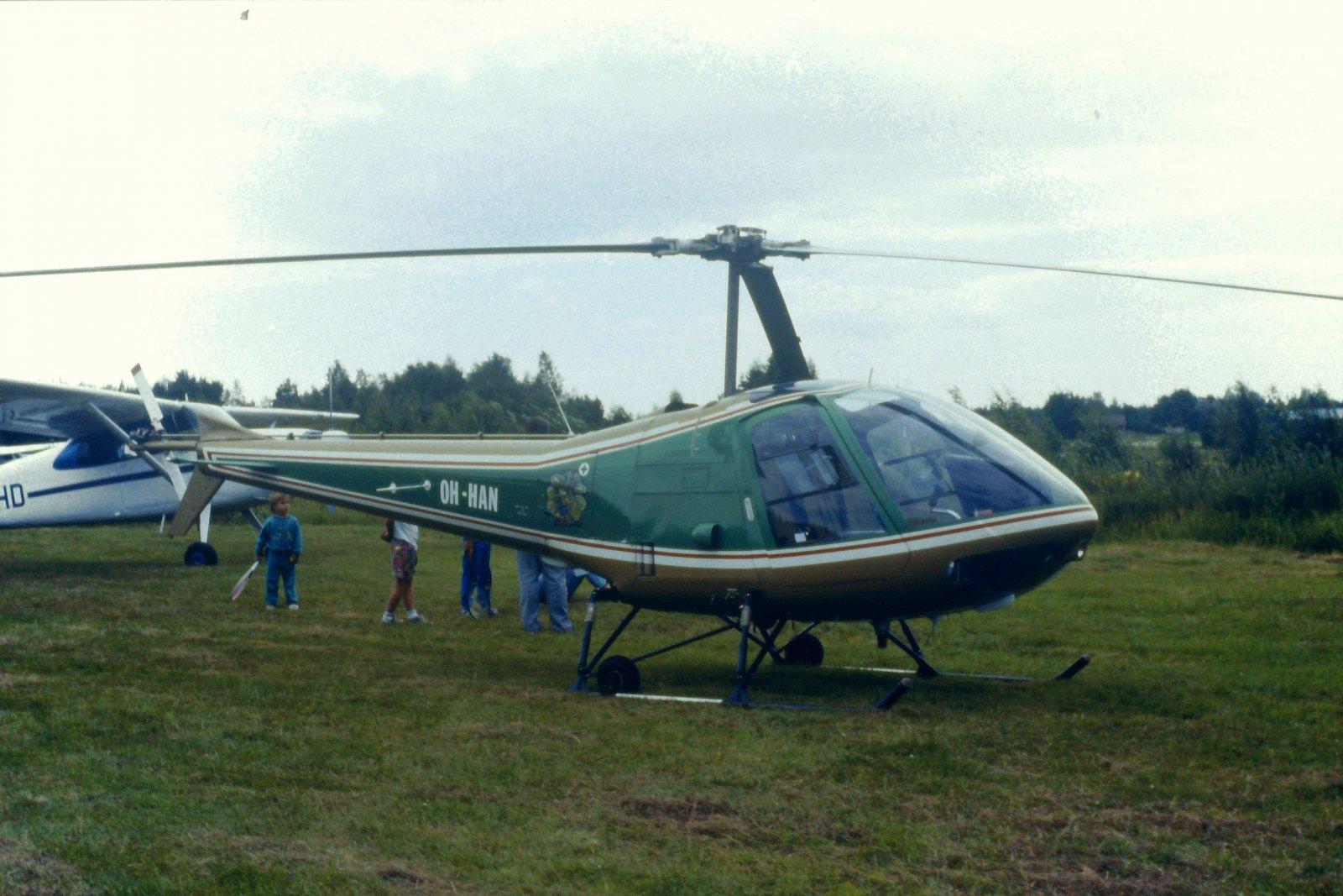 Enstrom 280C Shark OH-HAN EFHN 1989