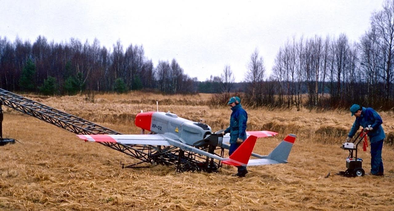 Ranger UAV XP-02 EFHN 1992-03-03