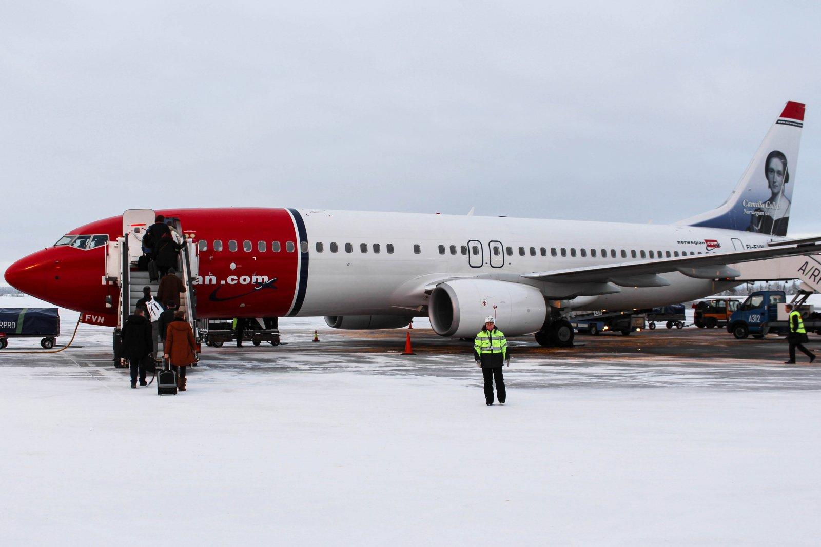 26.1 EI-FVN Boeing 737-8JP