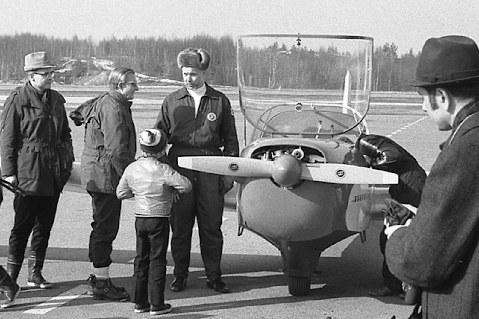 Scheibe SF-25B Falke OH-FLA EFTU 1971-04