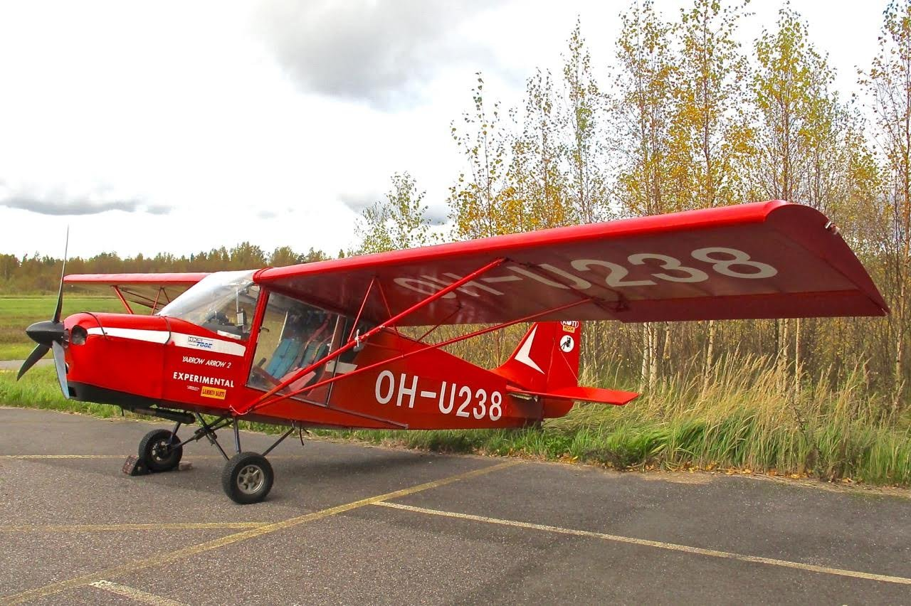 Yarrow Arrow 2 OH-U238 EFHN 2011-10-15