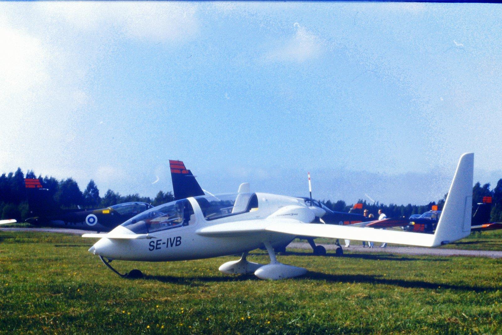 Gyroflug SC-01B Speed Canard SE-IVB EFHN 1987-06