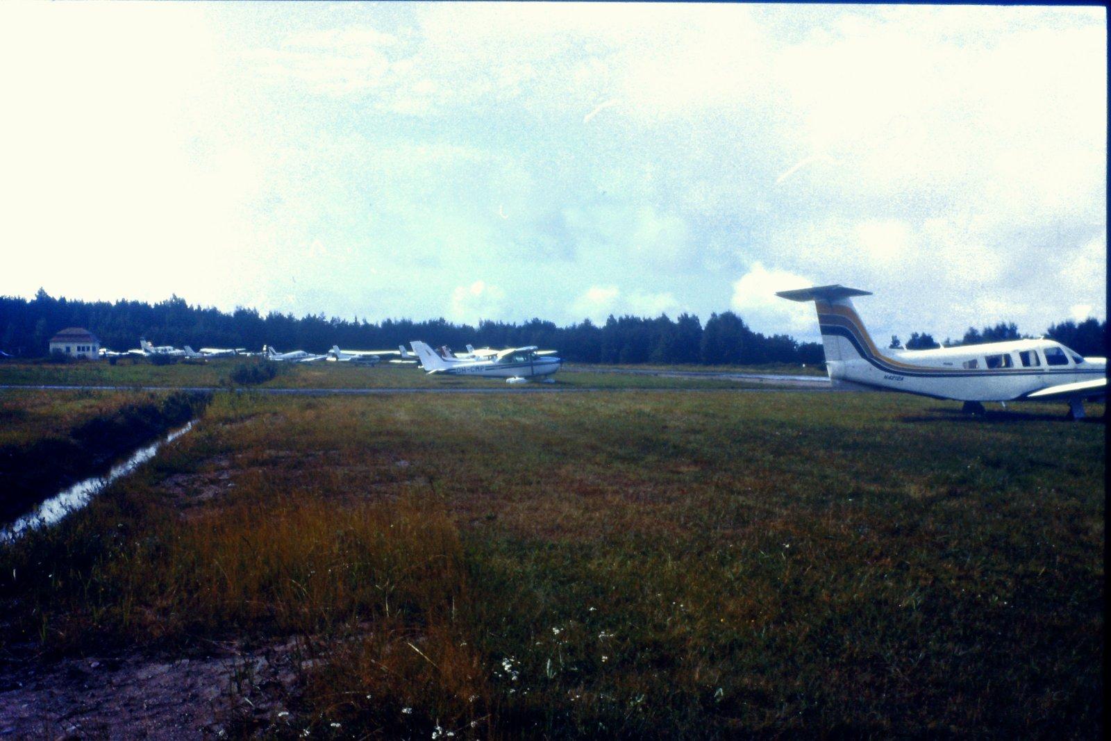 International Fellowship of Flying Rotarians EFHN 1992-06-15