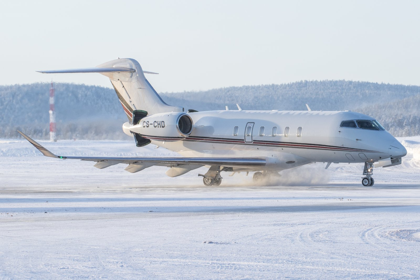CS-CHD. Bombardier Challenger 350.