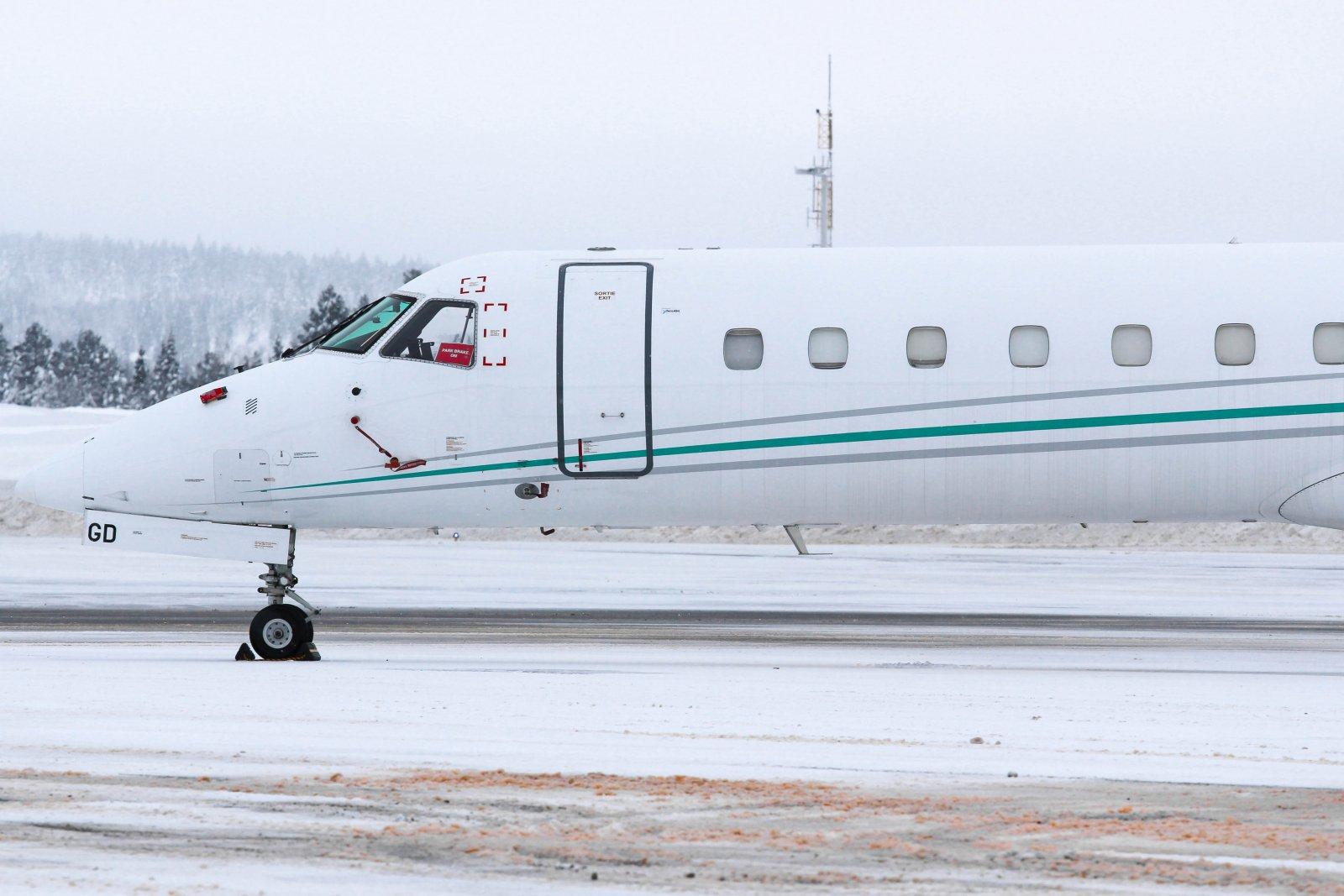 F-HRGD Embraer 145LR