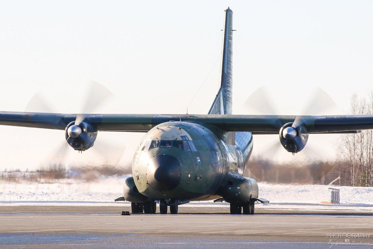 50+38 Germany Air Force Transall C-160D