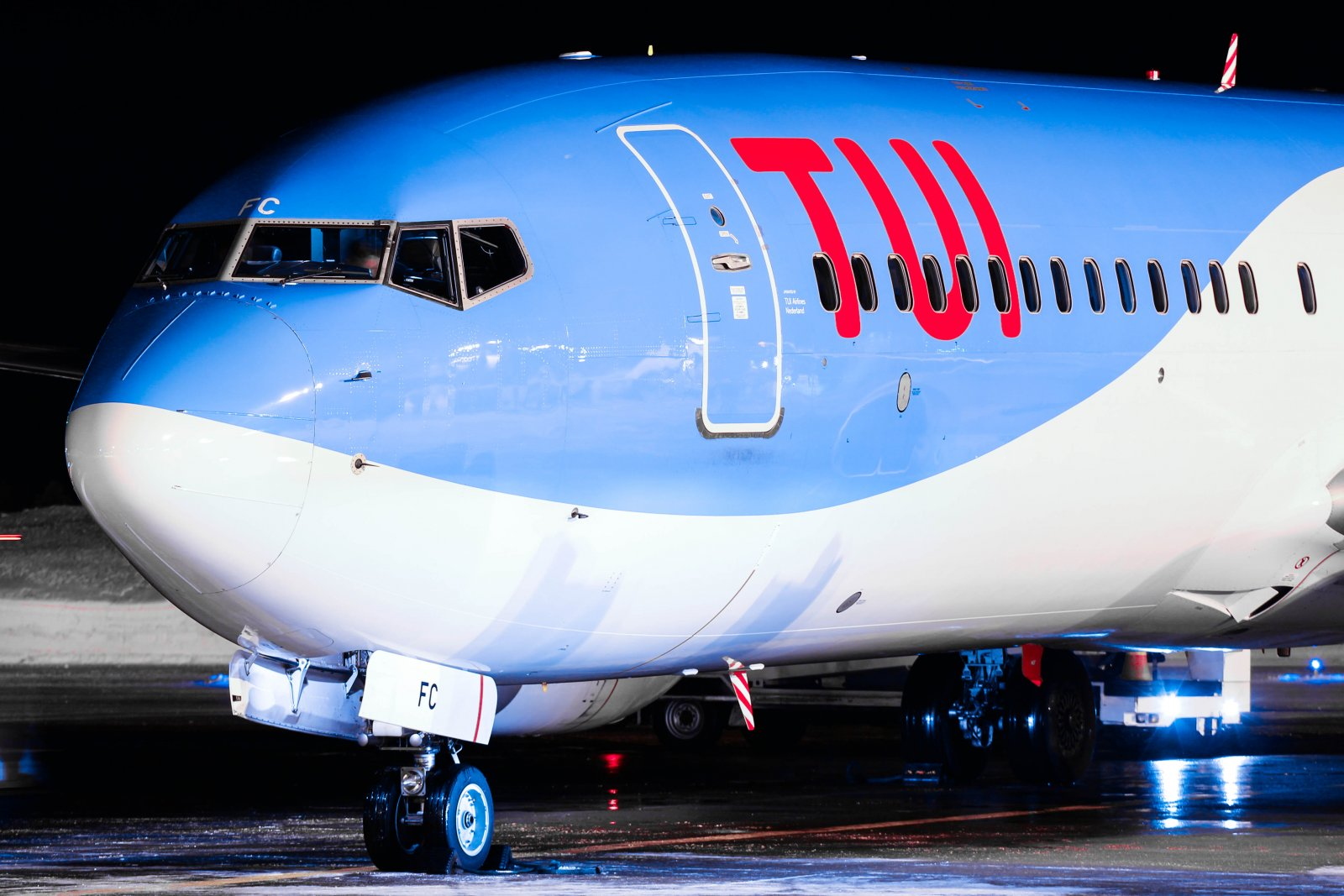 PH-TFC Boeing 737-8K5