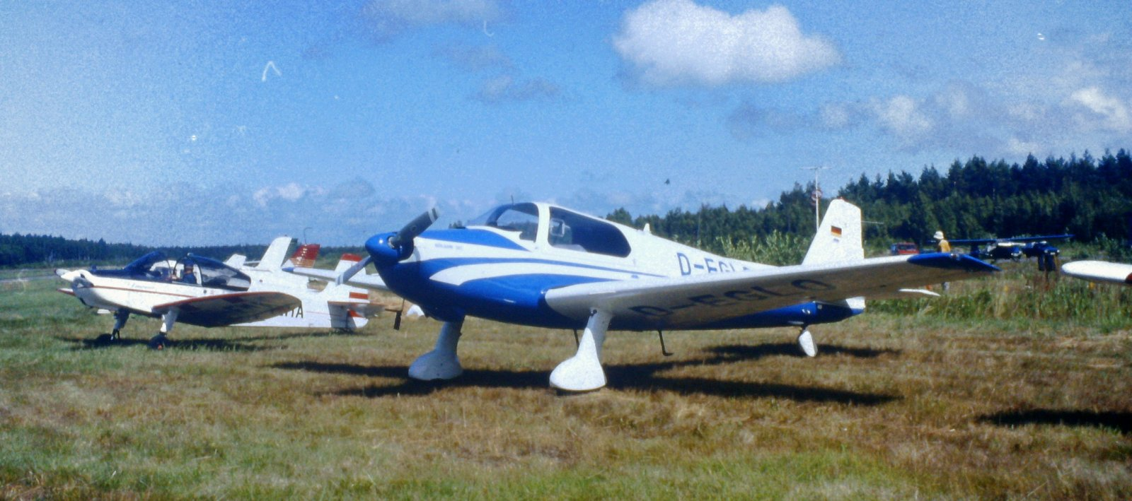 Bölkow Bo 207 D-EGLO EFHN 1995-07-22
