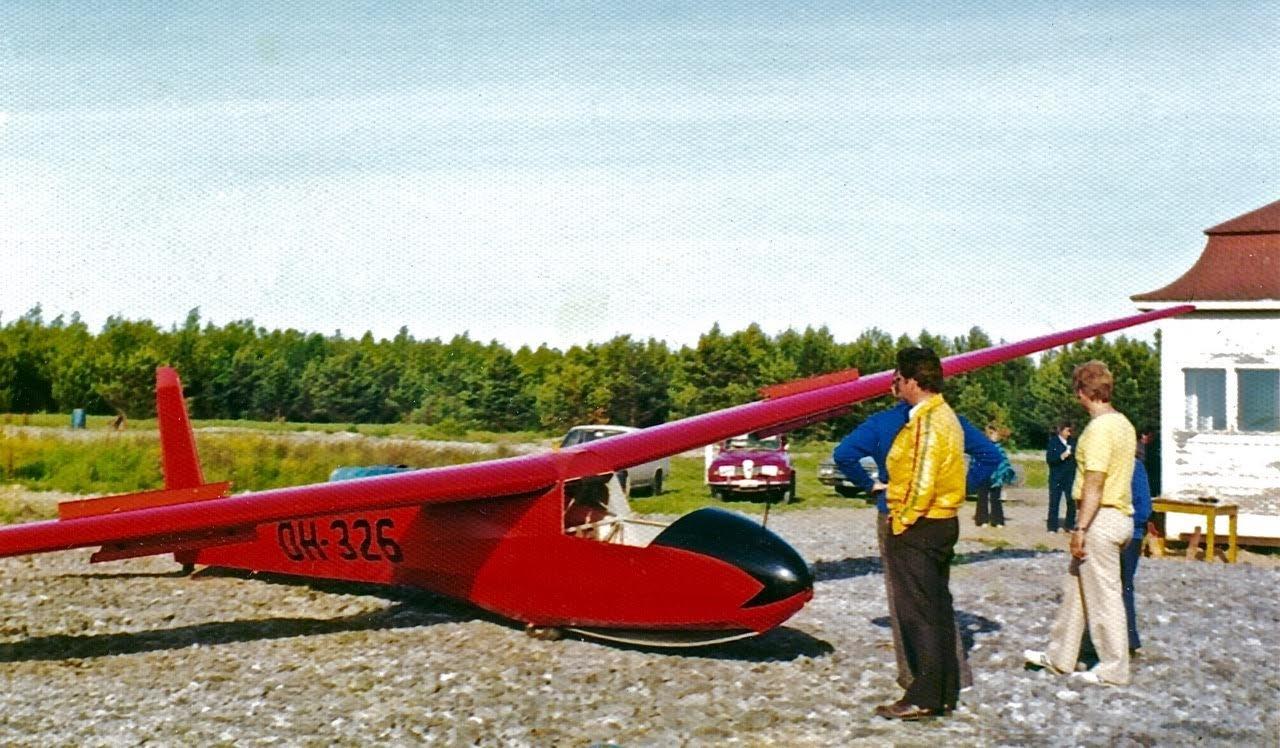Schleicher K-8b OH-326 EFHF