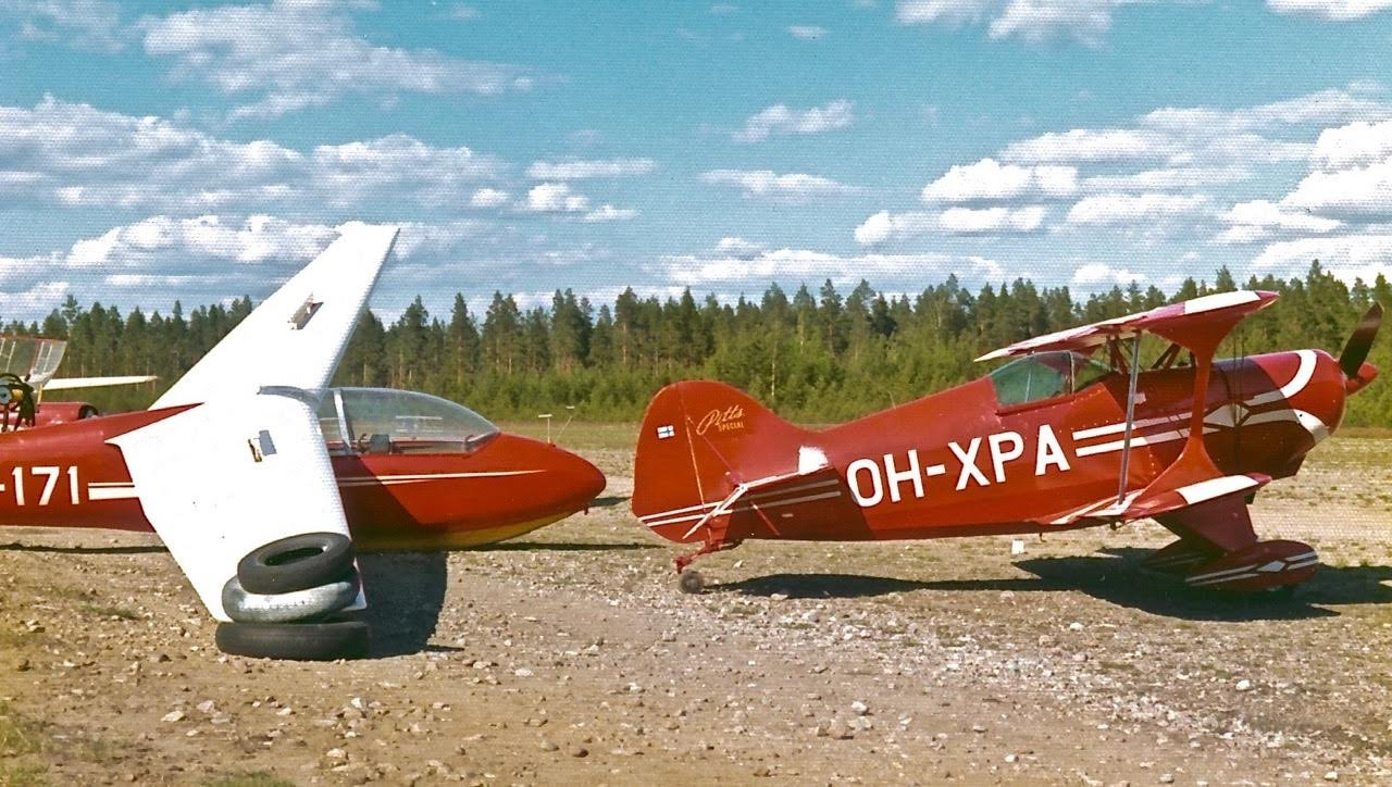 Pitts S-1 Special OH-XPA EFIK 1970-80s