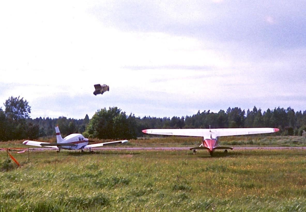 Hanko Airshow 1993-06-05