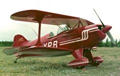 Pitts S-1 Special OH-XPB EFIK 1970-80s