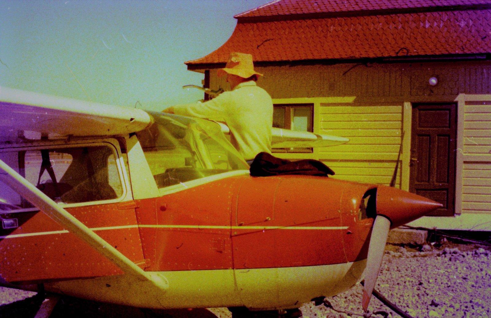 Cessna 150JOH-CNP EFHN 1976