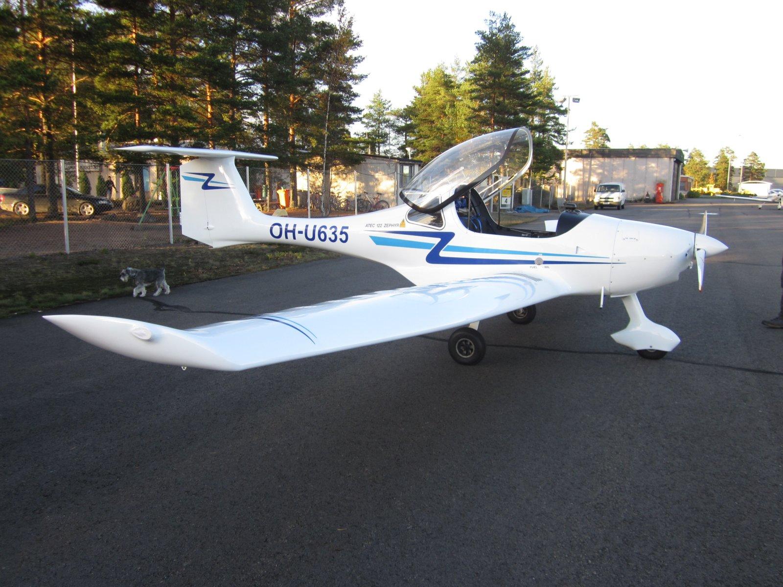 ATEC 122 Zephyr OH-U635 EFUT2012-10-06