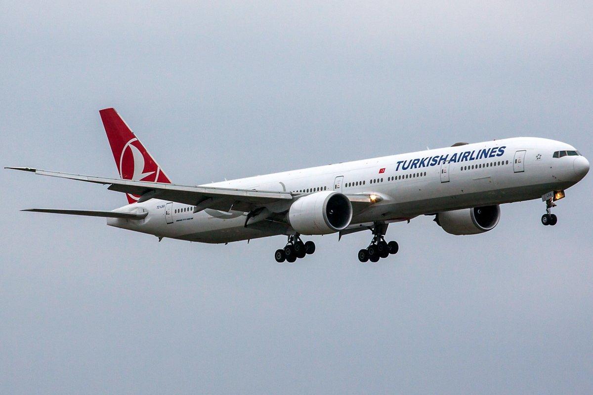 Turkish Airlines Boeing 777-36N(ER) TC-LKA