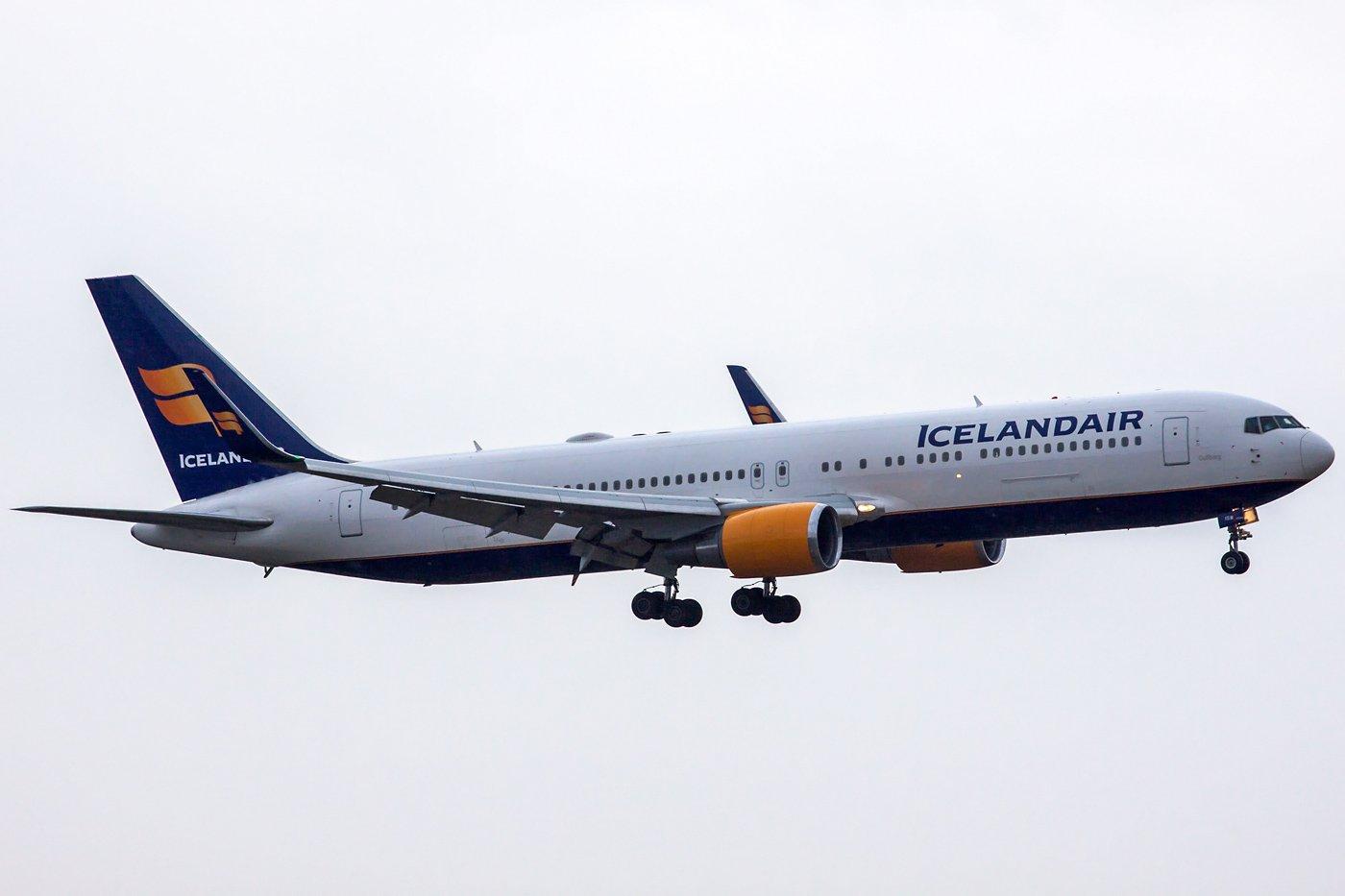 Icelandair Boeing 767-319(ER)(WL) TF-ISW