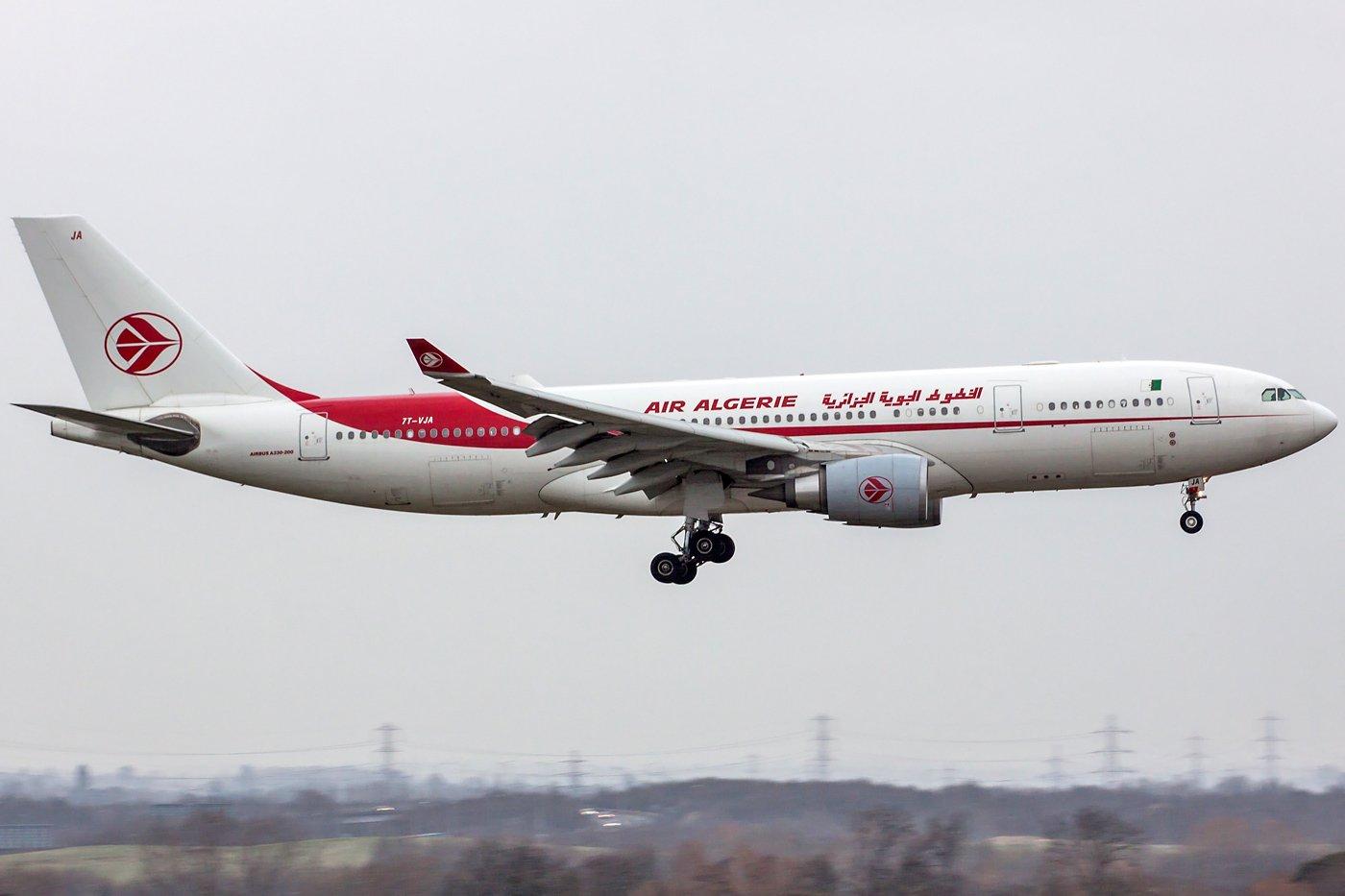 Air Algérie Airbus A330-202 7T-VJA