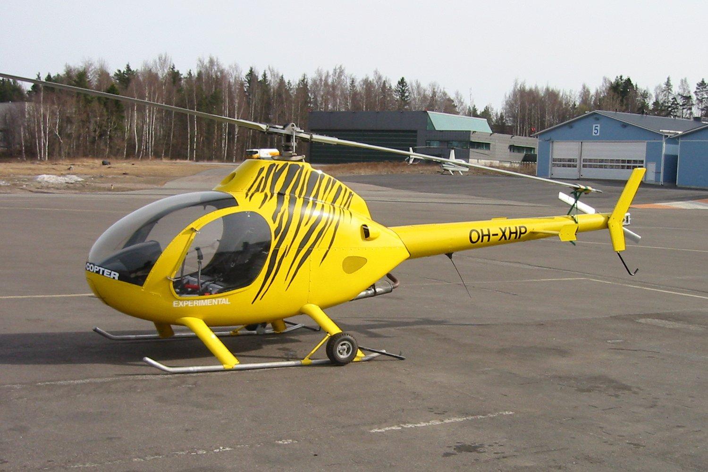 Rotorway Exec 90 OH-XHP EFHF 2003-04-27