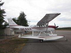 Cessna 206H OH-AAA EFUT 2012-06-25