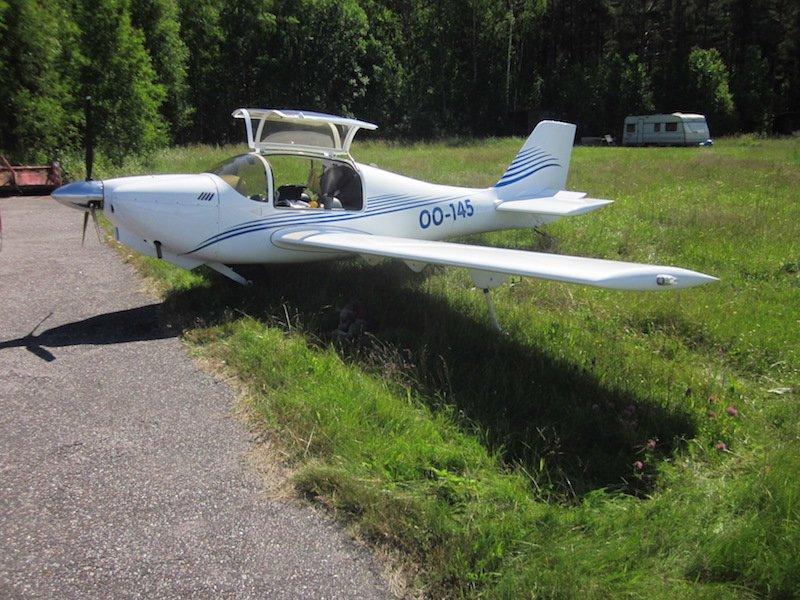 Europa Aviation Europa OO-145 EFHN 2015-07-25