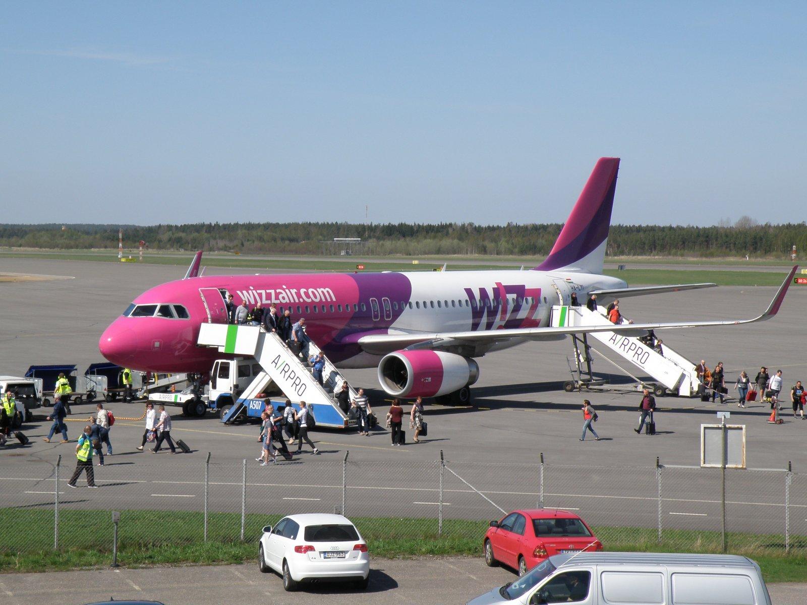 Airbus A320-232 HA-LYI