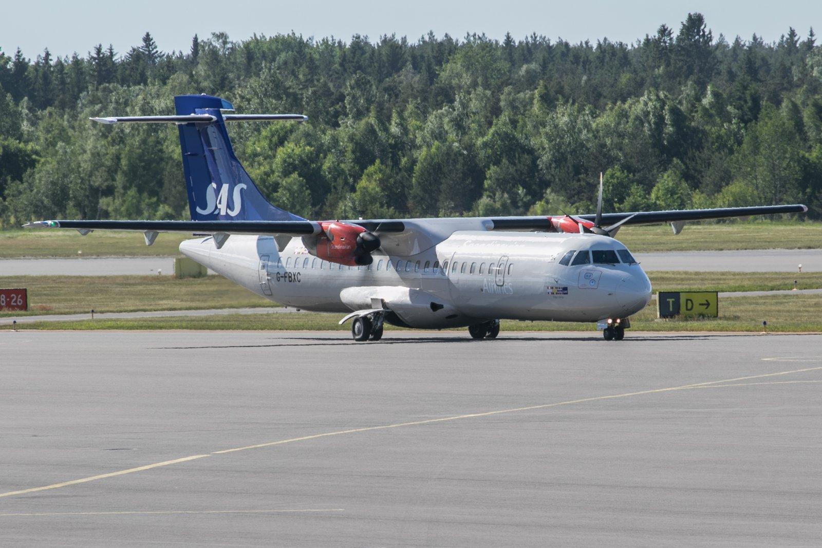 G-FBXC. 4.6  ATR 72-600