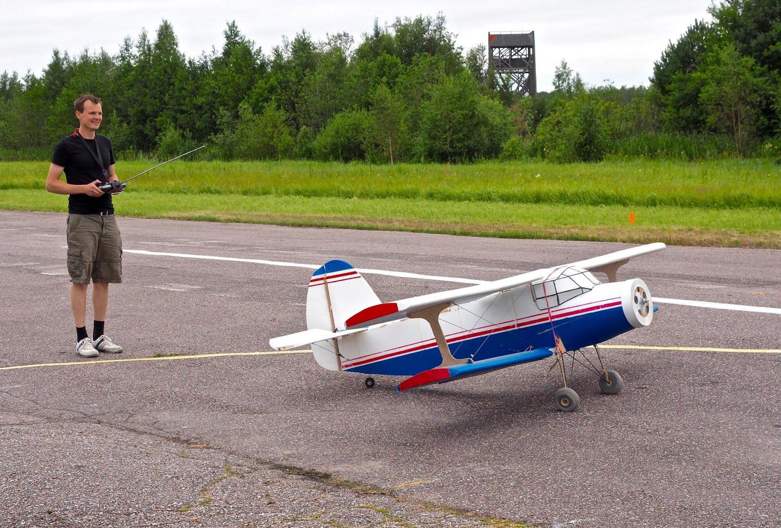 AN-2 RC-model EFHN 2016-07-21