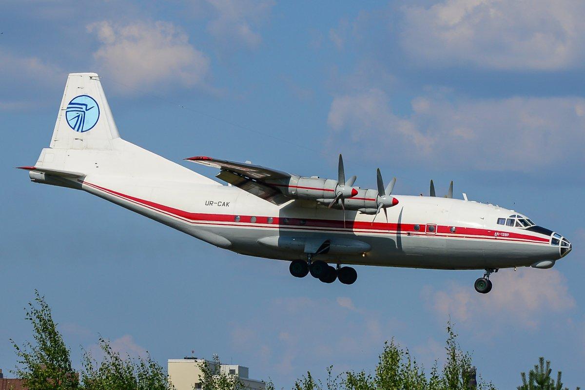 UR-CAK, Ukraine Air Alliance Antonov AN-12BP