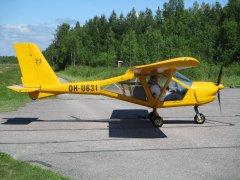 Aeroprakt A-22L2 Foxbat OH-U631 EFHN 2018-07-05