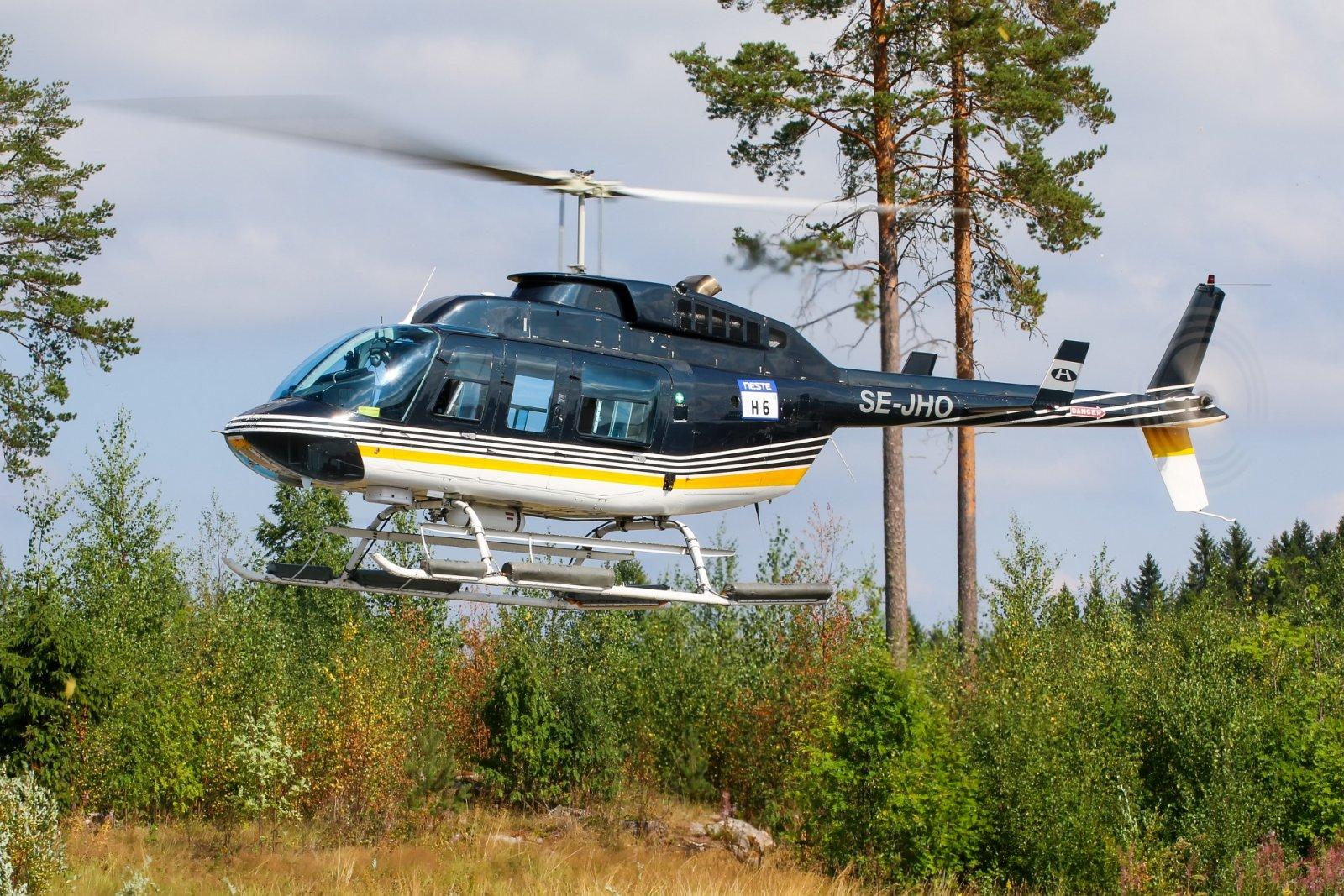 SE-JHO Bell 206L-1 LongRanger II
